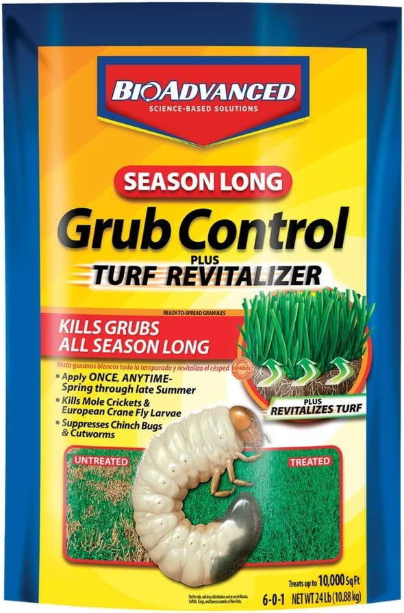 BioAdvanced Bayer Season Long Grub Control