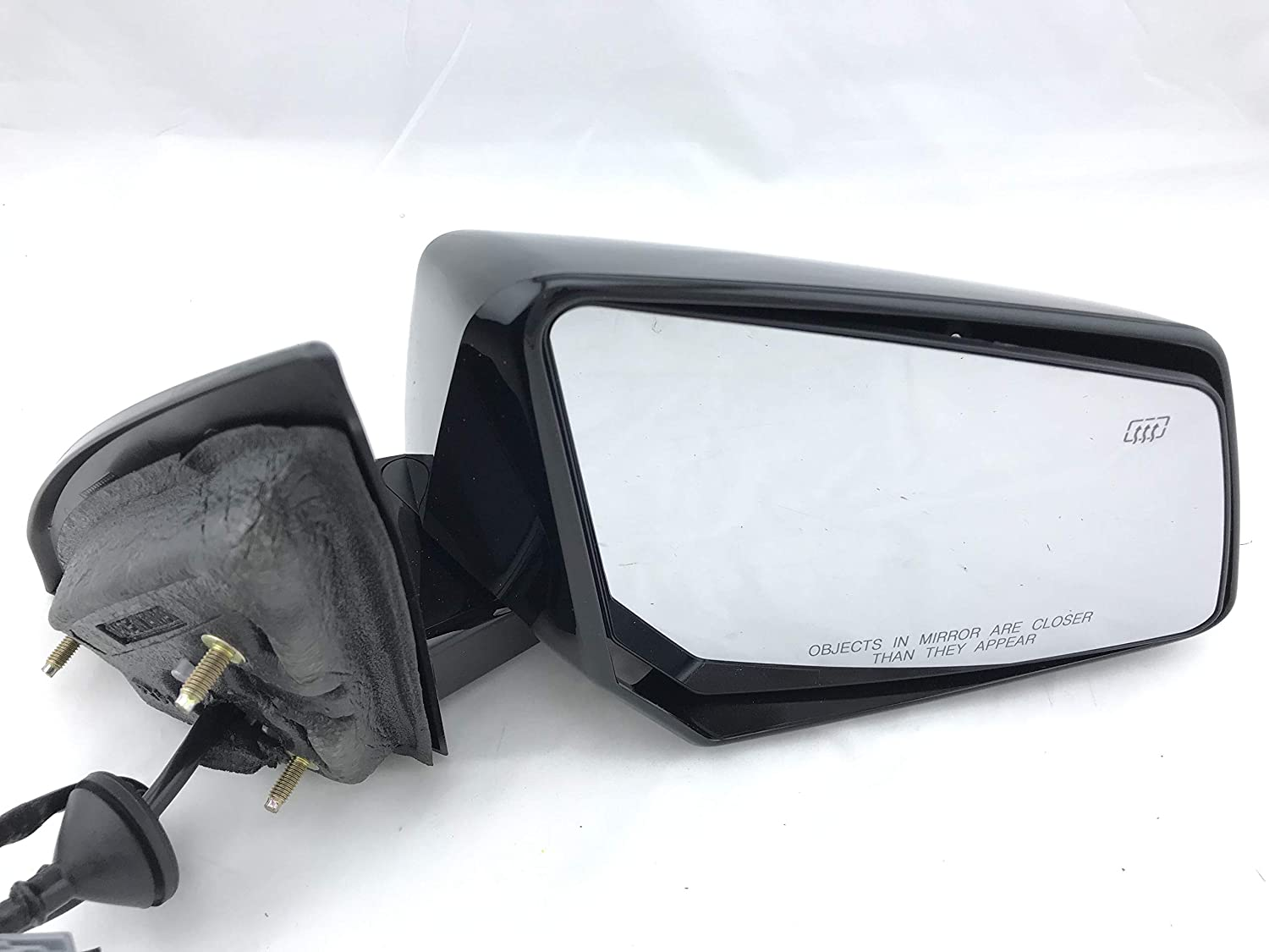 OE:25894454 Parts Link # GM1321363 Passenger Side Right Rear View Mirror Replacement for Saturn Outlook 07-08//G.M.C Acadia 07-08