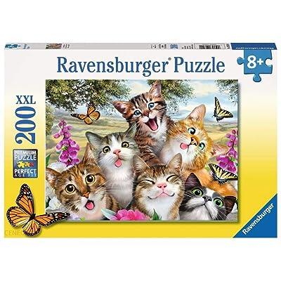 Friendly Felines Puzzle: Toys & Games