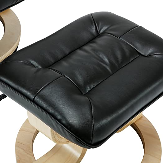 TUSCANY LEATHER BLACK SWIVEL RECLINER MASSAGE CHAIR w FOOT STOOL ARMCHAIR 8 MOTOR MASSAGE UNIT BUILT IN Amazon.co.uk Kitchen u0026 Home  sc 1 st  Amazon UK & TUSCANY LEATHER BLACK SWIVEL RECLINER MASSAGE CHAIR w FOOT STOOL ... islam-shia.org