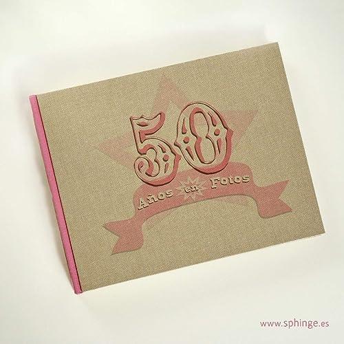 Álbum de fotos de cumpleaños personalizado, álbum de ...