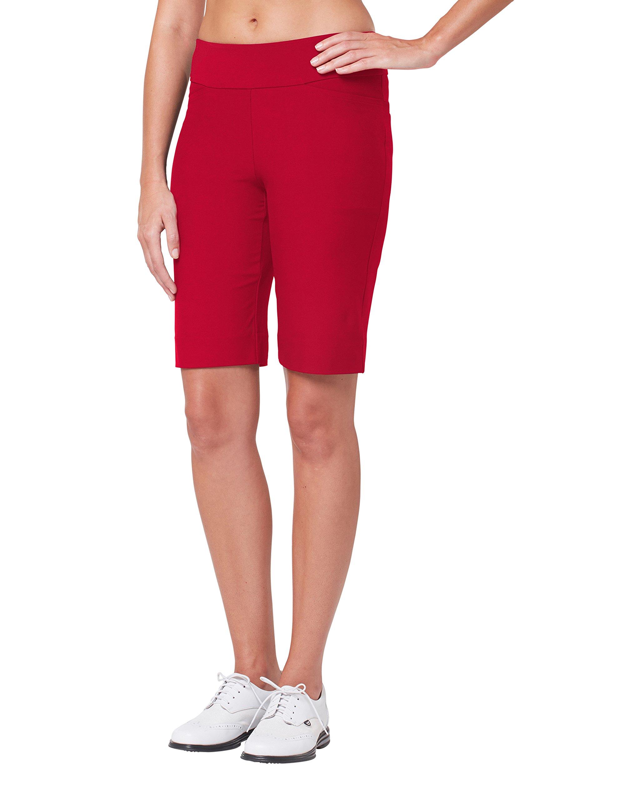 Tail Activewear Women's Mulligan Short 4 Red