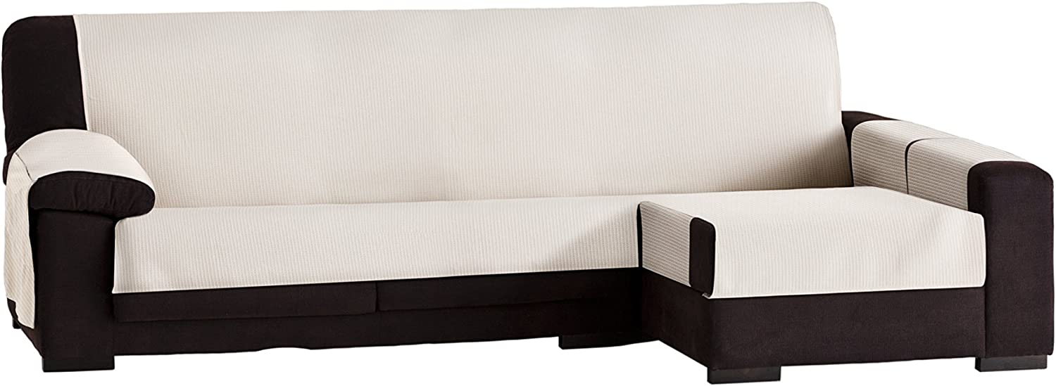 Eysa Funda de chaise longue, Crudo, 290 cm