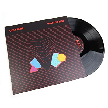 Com Truise: Galactic Melt (w/ FREE MP3 Download) 2LP