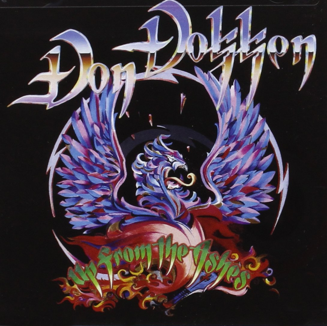 CD : Don Dokken - Up from the Ashes (CD)
