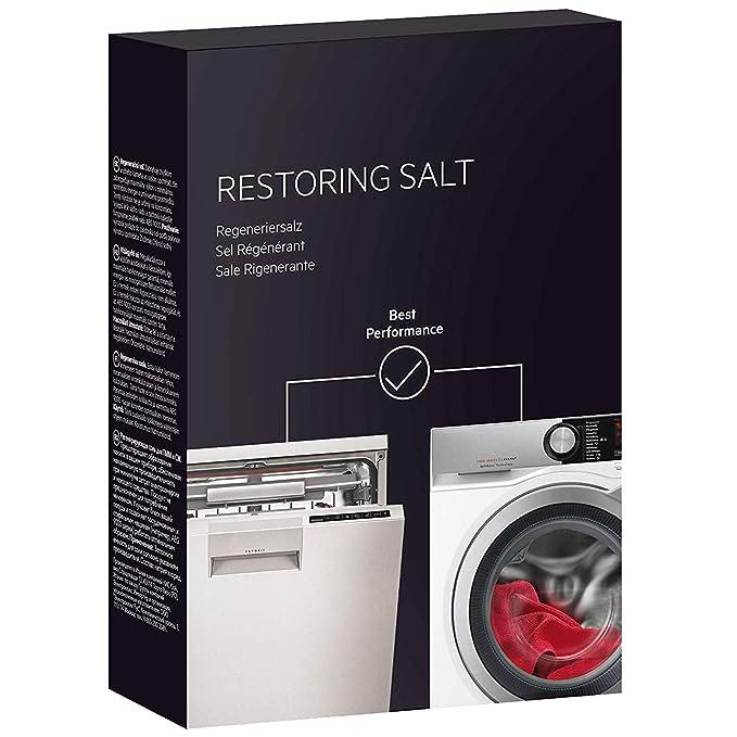 Spares2go - Sal restauradora para lavavajillas y lavadora (1 kg ...