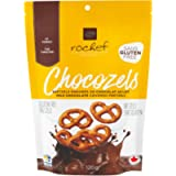 Rochef Milk Chocolate Covered Pretzels, 120 Grams