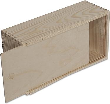 non-brand Holz Taschentuchbox Bambus Kosmetikt/ücherbox Taschentuchspender Kosmetiktuchspender T/ücherbox gro/ß