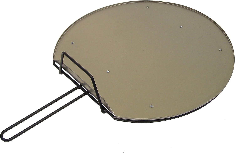 Imex El Zorro 70876 - Plancha redonda, diámetro 60 cm