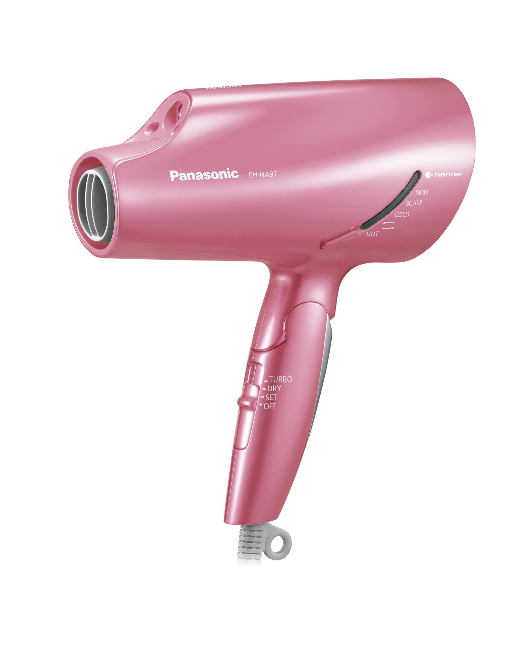 Amazon Com Panasonic Hair Dryer Nano Care White Eh Na97 W