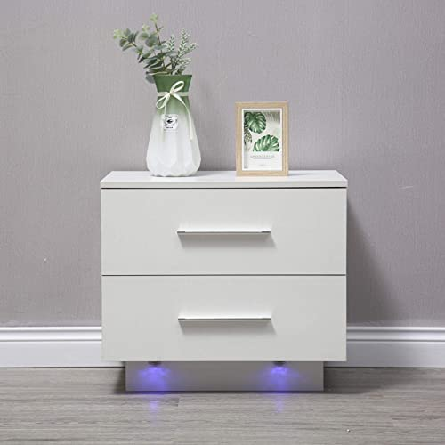 High Gloss Nightstand