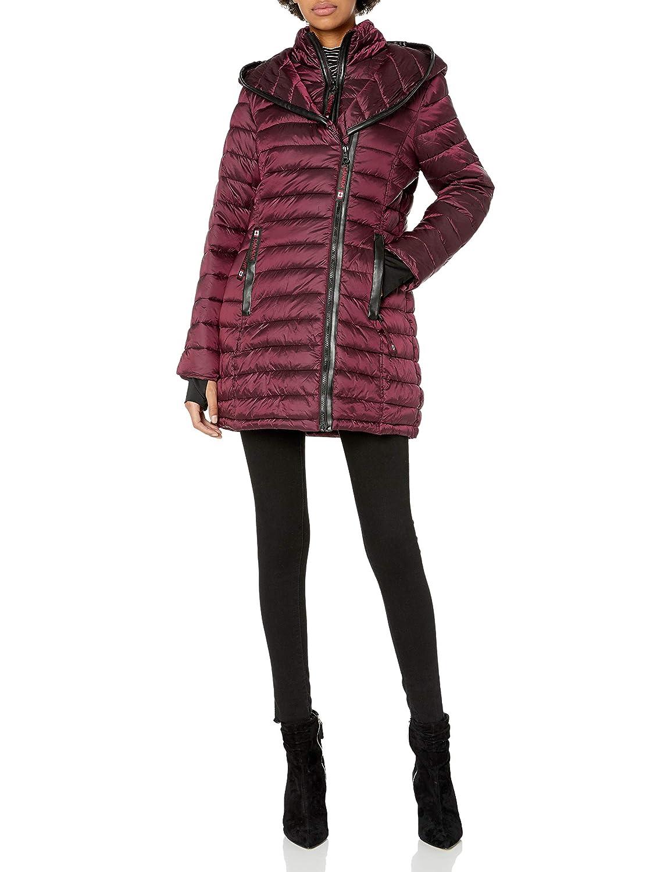 CANADA WEATHER GEAR Womens Long Puffer Jacket