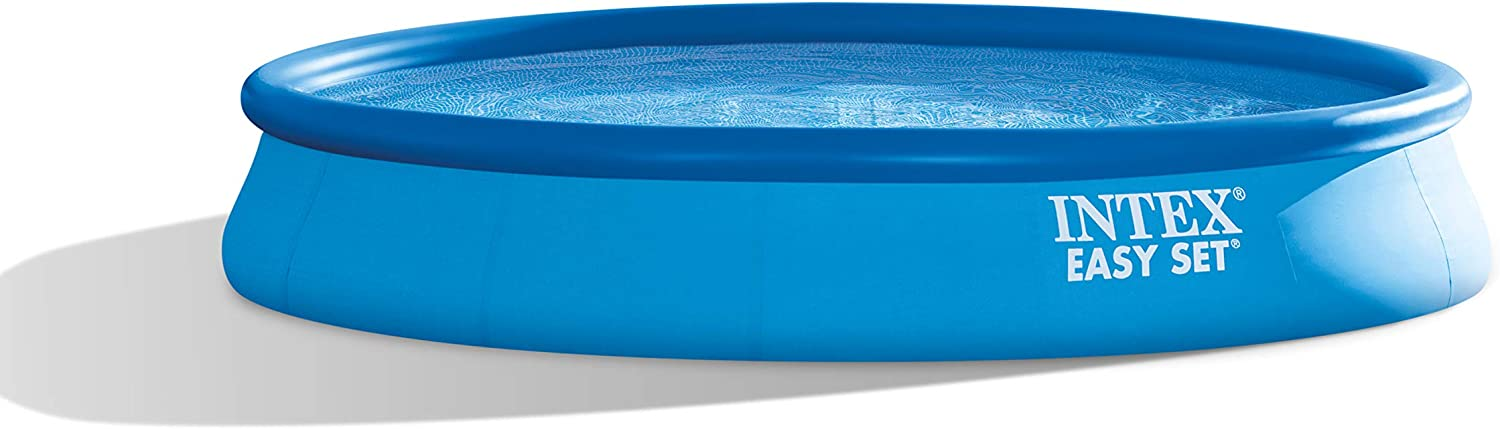 Intex Easy Set Círculo 9792L Azul - Piscina (Círculo, 9792 L, Azul ...