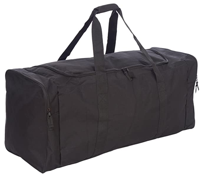Jetstream 36 Inch 3-Pocket Hockey Equipment Duffle Bag