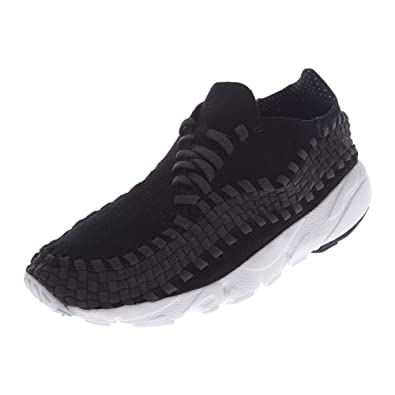 competitive price eea8a db875 Nike 875797 001 Air Footscape Woven NM Sneaker Schwarz 45,5