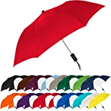 STROMBERGBRAND UMBRELLAS Spectrum Popular Style Automatic Open Small Light Weight Portable Compact Travel Folding…