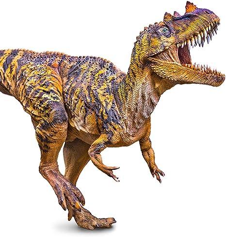 Amazon   PNSO 1/35 サイズ ケラトサウルス Ceratosaurus 中生代 ...