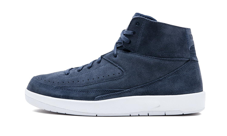 e686f4b094d Amazon.com   Nike Jordan Mens Air Jordan 2 Retro Decon Basketball Shoe Blue    Basketball