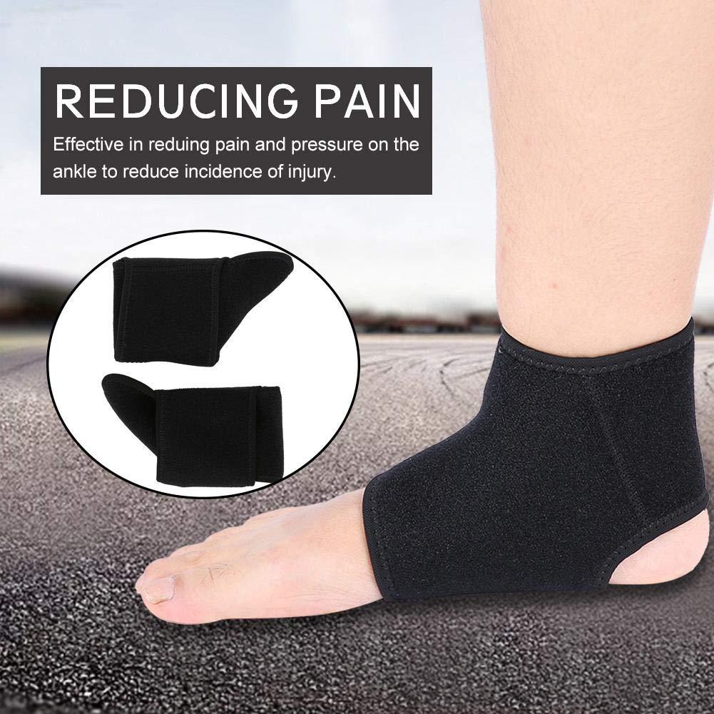Semme Ankle Support Brace Strap 1 paire stabilisateurs r/églables pour le sport et les manches chaudes pour la cheville prot/ège la plante du pied avec la fasciite plantaire