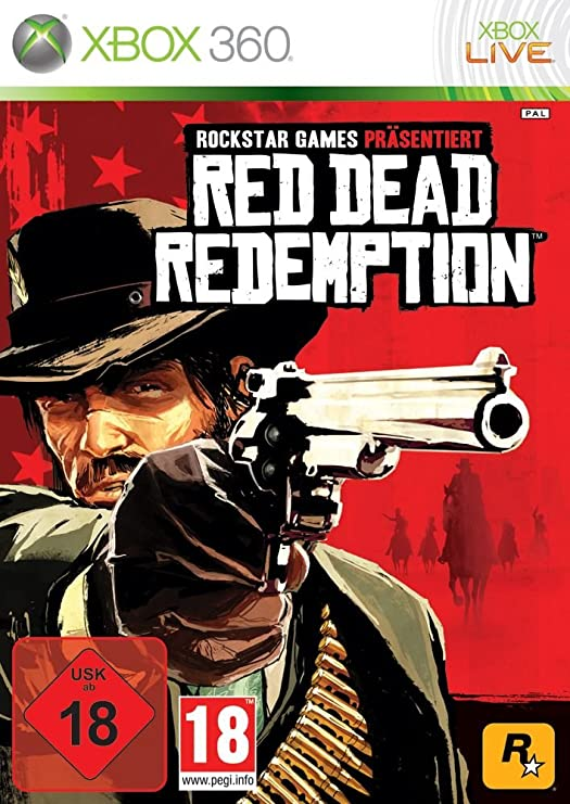 Take-Two Interactive Red Dead Redemption (Xbox 360) Básico Xbox ...