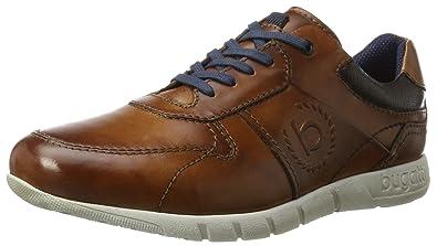 322310011100, Sneakers Basses Homme, Marron (Cognac), 40 EUBugatti