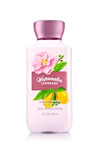 Bath & Body Works Shea & Vitamin E Lotion Watermelon Lemonade