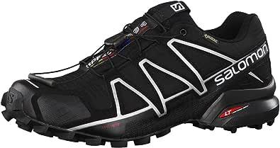 SALOMON Speedcross 4 GTX, Zapatillas de Trail Running Hombre