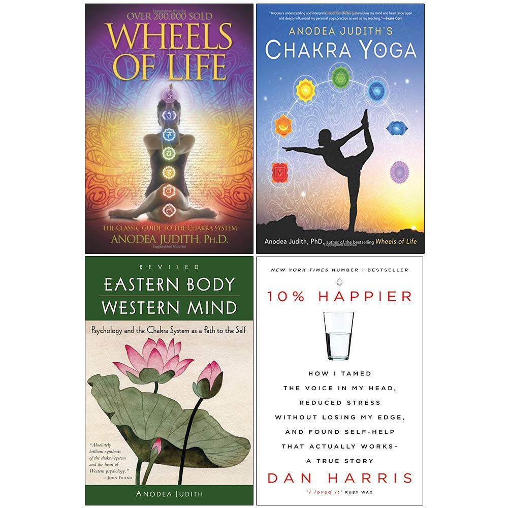 Wheels of Life, Chakra Yoga, Eastern Body Western Mind, 10 ...