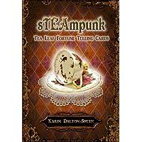 STEAmpunk Tea Leaf Fortnune Telling Cards