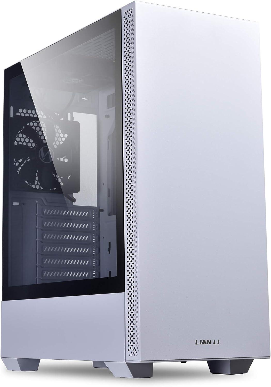 Lian Li Lancool 205 Mid Tower Gehäuse Usb 3 0 Weiß Computer Zubehör