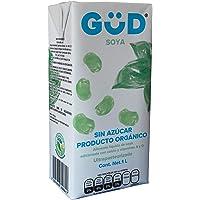 GÜD Alimento Líquido de Soya sin Azúcar, Ultrapasteurizado, 1 L