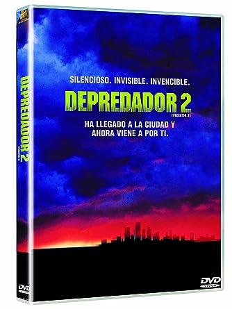 Depredador 2 [DVD]