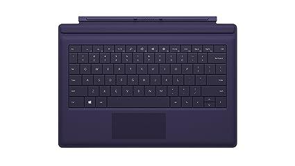 Microsoft Surface Pro 3 Type Cover Purple