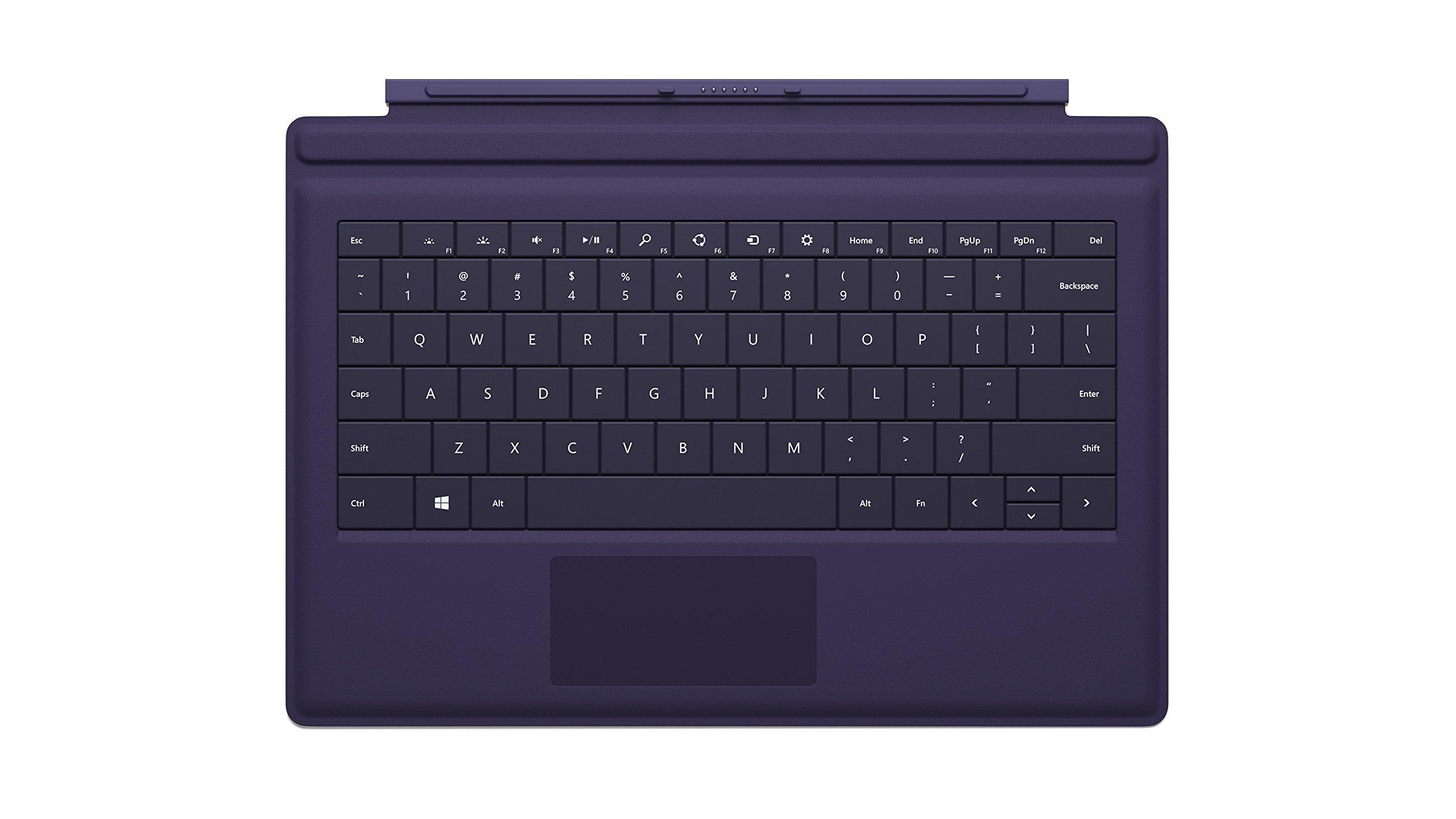 Microsoft Surface Pro 3 Type Cover (Purple)