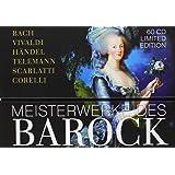 バロック・マスターワークス (Baroque Masterpieces) (60CD)