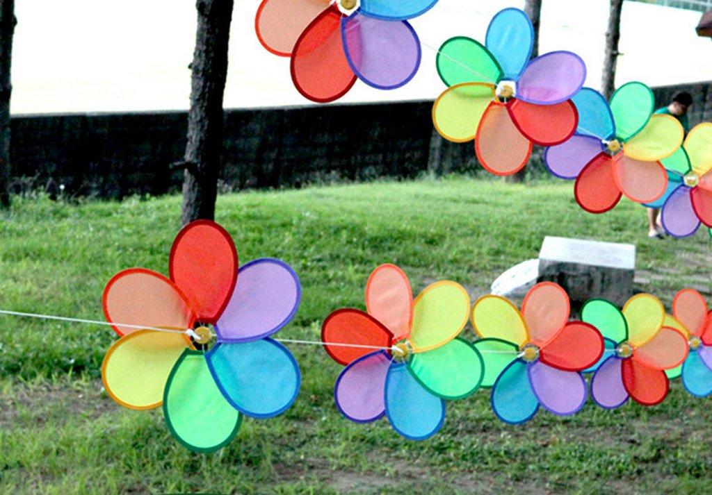 Como hacer molinillos de viento best molinillos with como for Como hacer molinos de viento para el jardin