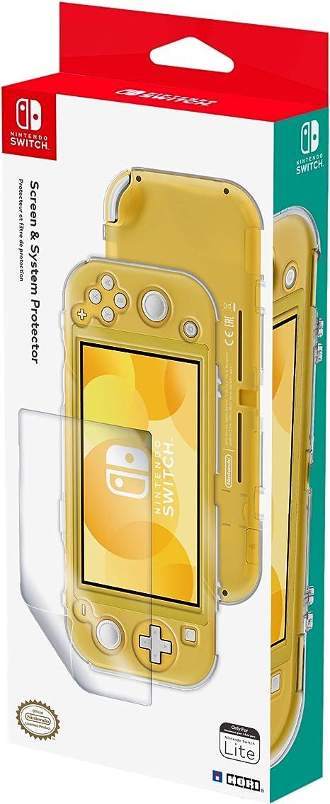 Hori - Kit de protección (Nintendo Switch Lite): Amazon.es: Videojuegos