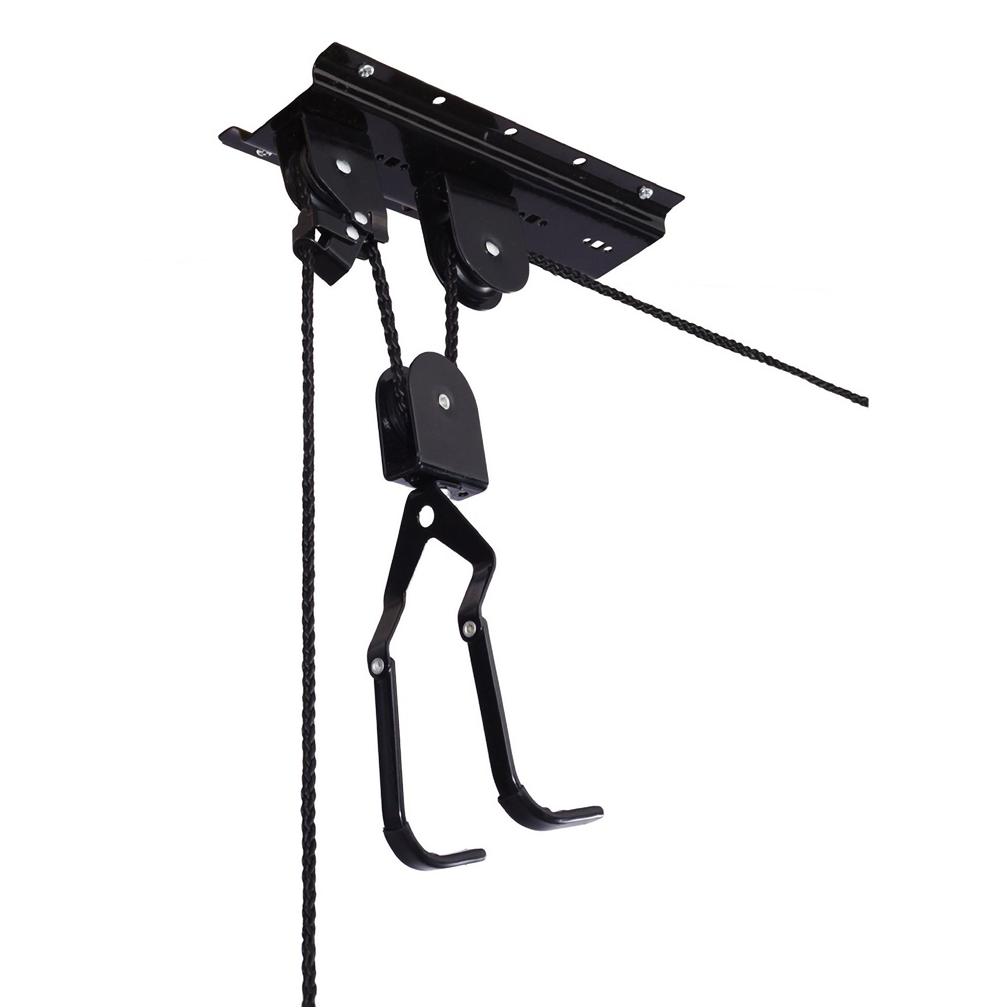 RAD Sportz Bicycle Hoist 4-Pack Quality Garage Storage Bike Lift with 100 lb Capacity Even Works as Ladder Lift Premium Quality by RAD Cycle Products (Image #9)