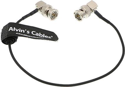 Alvin S Cables Blackmagic Rg179 Coax Bnc Male To Male Camera Photo