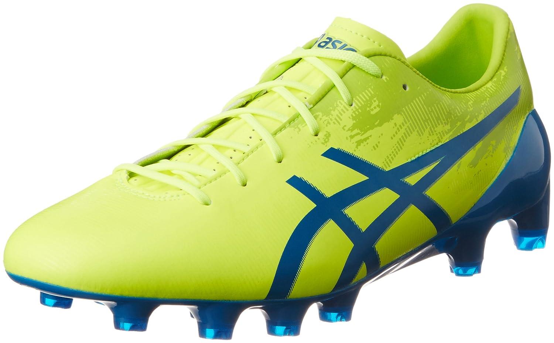 [アシックス] サッカー スパイク DS LIGHT X-FLY 3 SL 大迫選手着用モデル B01N4DPGE6 29.0 cm|フラッシュイエロー/サンダーブルー フラッシュイエロー/サンダーブルー 29.0 cm