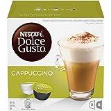 "NESCAFE Dolce Gusto 2 x 8 Capsules de café ""CAPPUCCINO"""