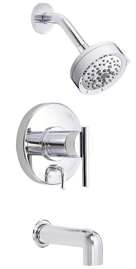 Exceptionnel Danze D510058T Parma Single Handle Tub And Shower Trim Kit, 2.5 GPM, Valve  Not