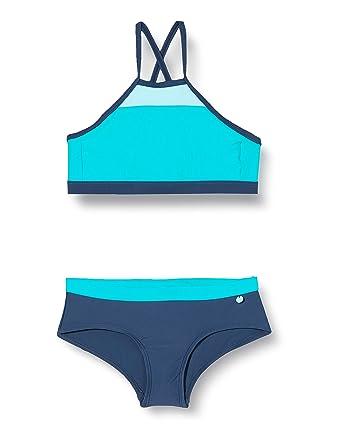 Esprit Long Beach Yg Swimsuit Traje de ba/ño de una Sola Pieza para Ni/ñas