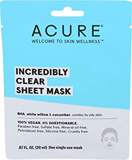 product image for Acure, Mask Sheet Incredibly Clear, 0.676 Fl Oz