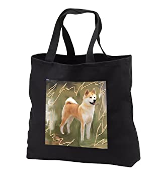 Amazon.com: Perros Akita – Akita – Tote Bolsas