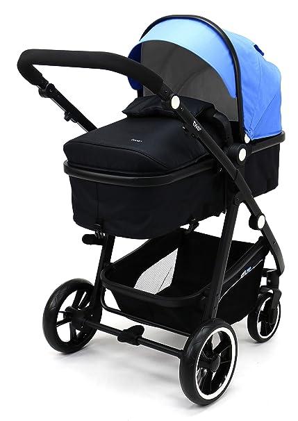 Asalvo - Trío convertible Two +, Color Azul: Amazon.es: Bebé