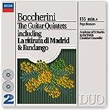 Boccherini: The Guitar Quintets (2 CDs)