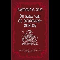 Legioen van de angst (De saga van de demonenoorlog Book 1)