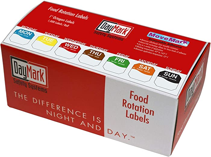 The Best Restraunt Washable Food Labels