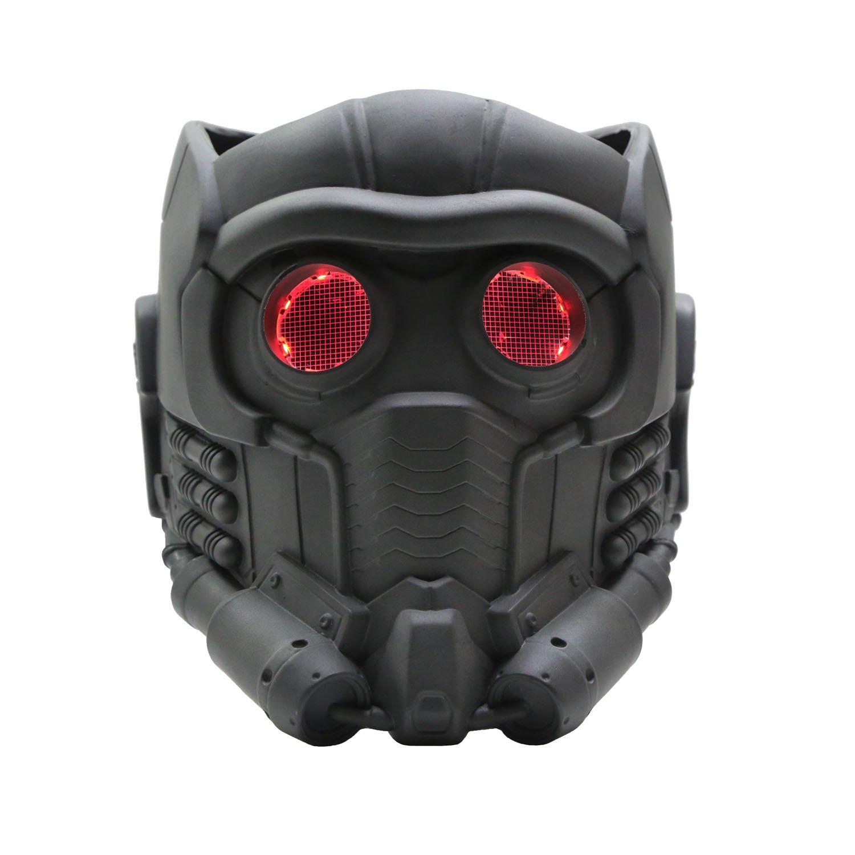 Célèbre Amazon.com: Newest Guardians Star Cosplay Lord Mask Light Up  XB02
